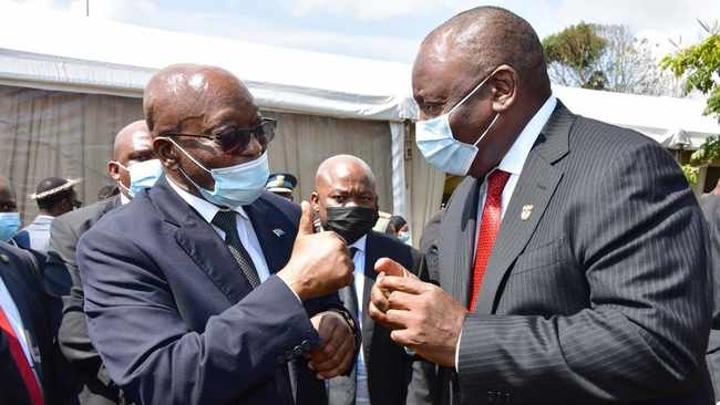 ANC not entertaining Zuma leaks, Cosatu tells him to stop playing the victim