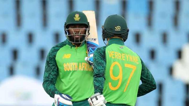 Proteas wilt as Pakistan claim ODI series win