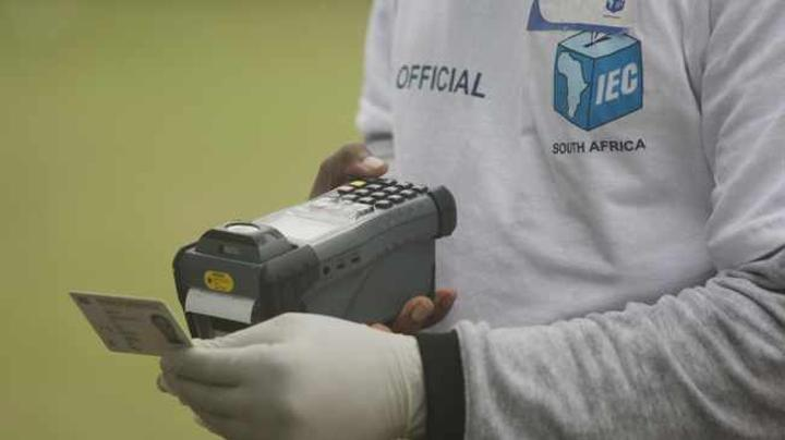 Fewer young voters registered - IEC