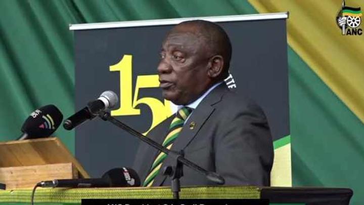 Ramaphosa calls for ANC unity at Maxeke commemoration
