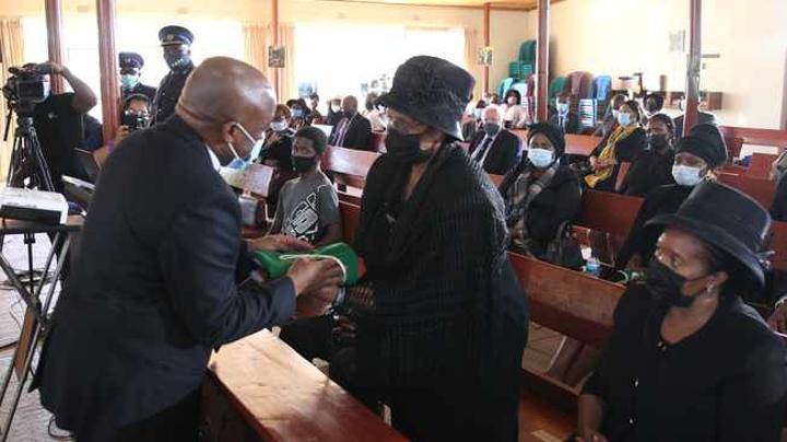 KZN premier remembers Mdlalose, the peacemaker