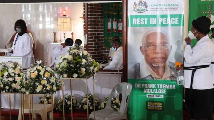 Senior ANC members pay tribute to late Dr Frank Mdlalose