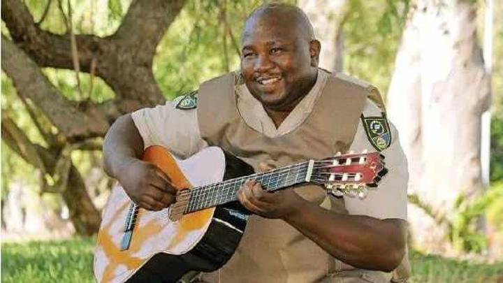 From security guard to award-winning maskandi star