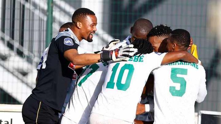 Benni McCarthy's AmaZulu go top after Durban derby win over Golden Arrows