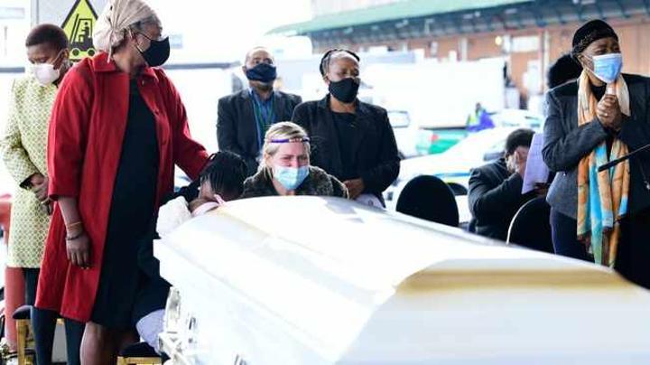 Biden urged to act as Lindani Myeni's body returns home