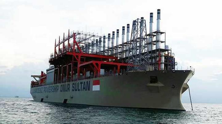 SA fishers outraged over power ships on their doorstep