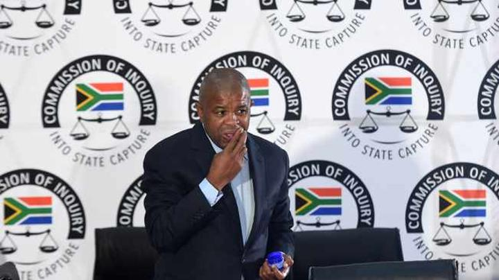 Lucky Montana tells state capture commission of unruly execs at Prasa