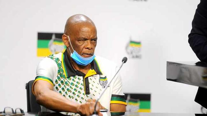 ANC to serve Ace Magashule with suspension letter for defying step aside order