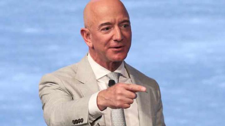 Jeff Bezos to go to space on Blue Origin flight