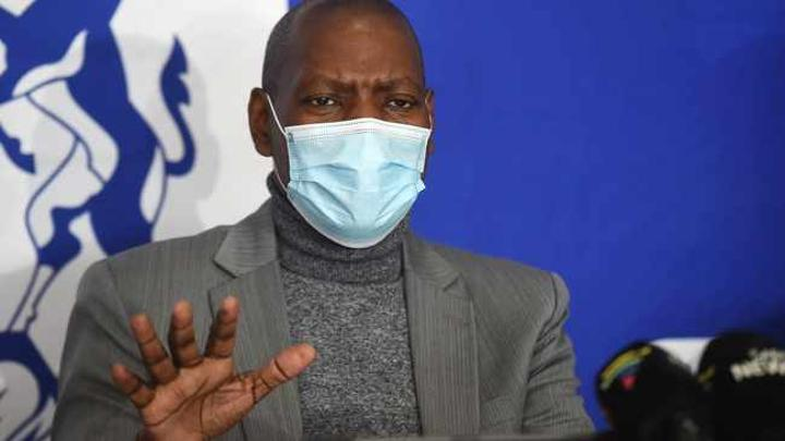 Ramaphosa places Mkhize on special leave