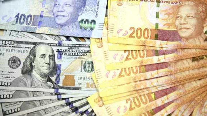 Rand trades flat overnight