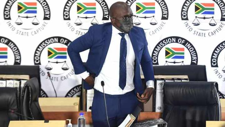 Gigaba, Singh back at state capture commission as Zondo looks to wrap up