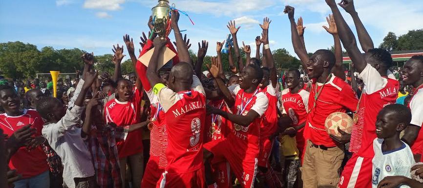 Torit's Malekia FC crowned E. Equatoria soccer champions
