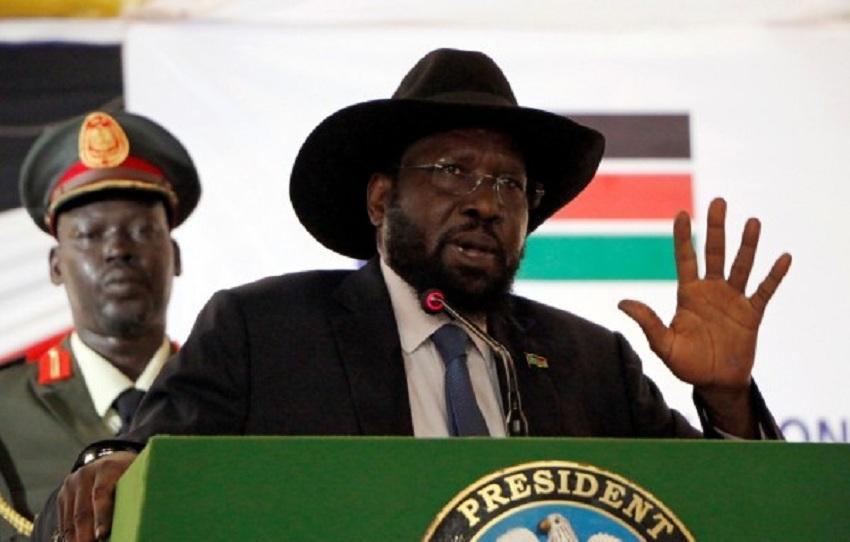 Kiir's 'tight grip' on oil money obstructing reforms