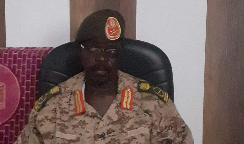 SPLA-IO's sector 7 commander joins Gatwech, slams Machar for throwing forces to 'unknown fate'