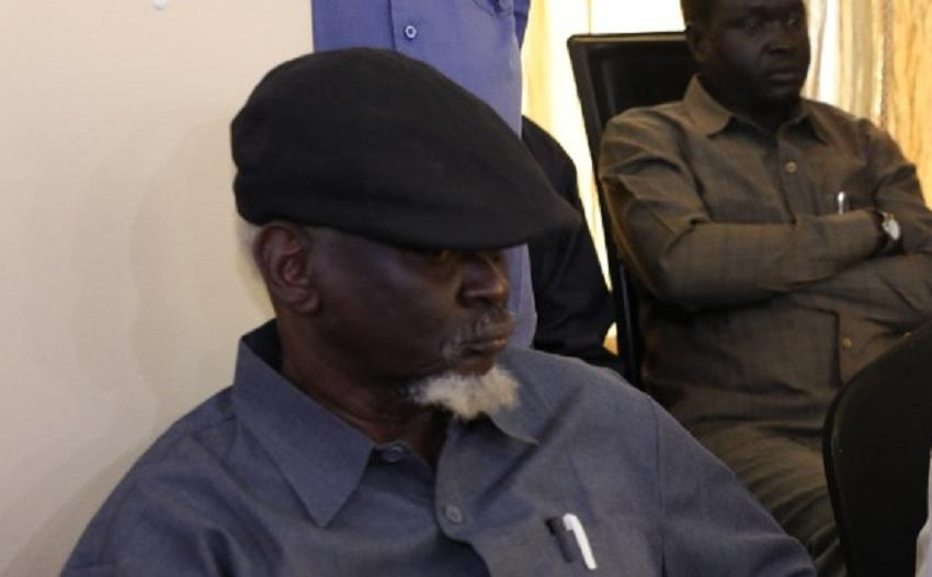 Mabior Garang says oil revenues being used to target Gatwech