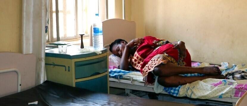 South Sudan's poor struggle to access healthcare