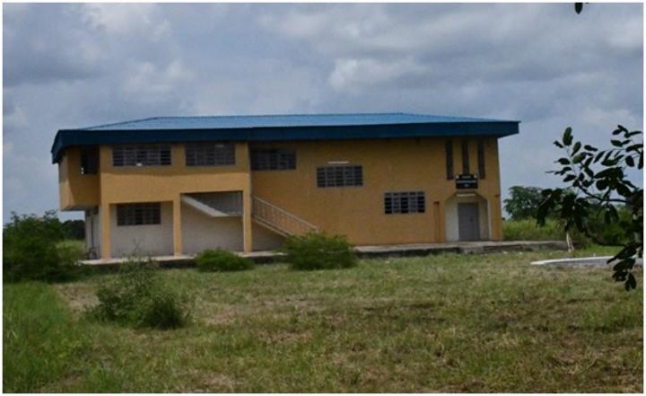 Upper Nile University, Malakal VTCreadyfor use after regaining structures