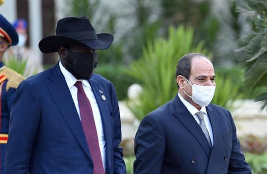 South Sudan calls Egypt 'special ally' as Kiir discusses cooperation with Al-Sisi