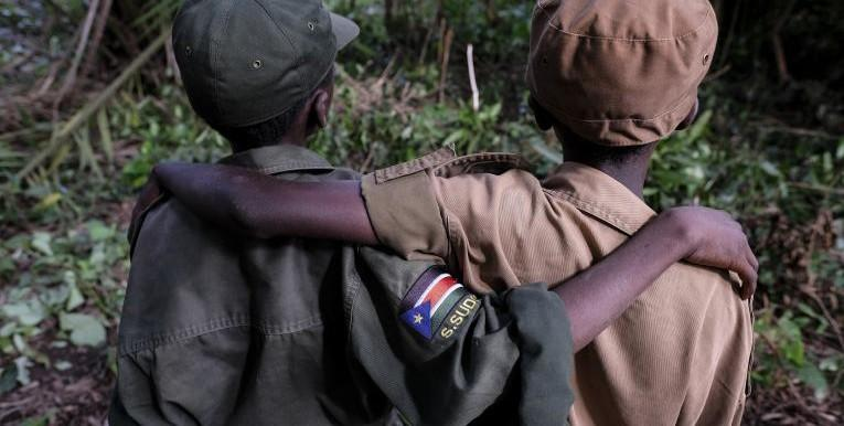 DDRC conducts verification of child soldiers in Lakes State