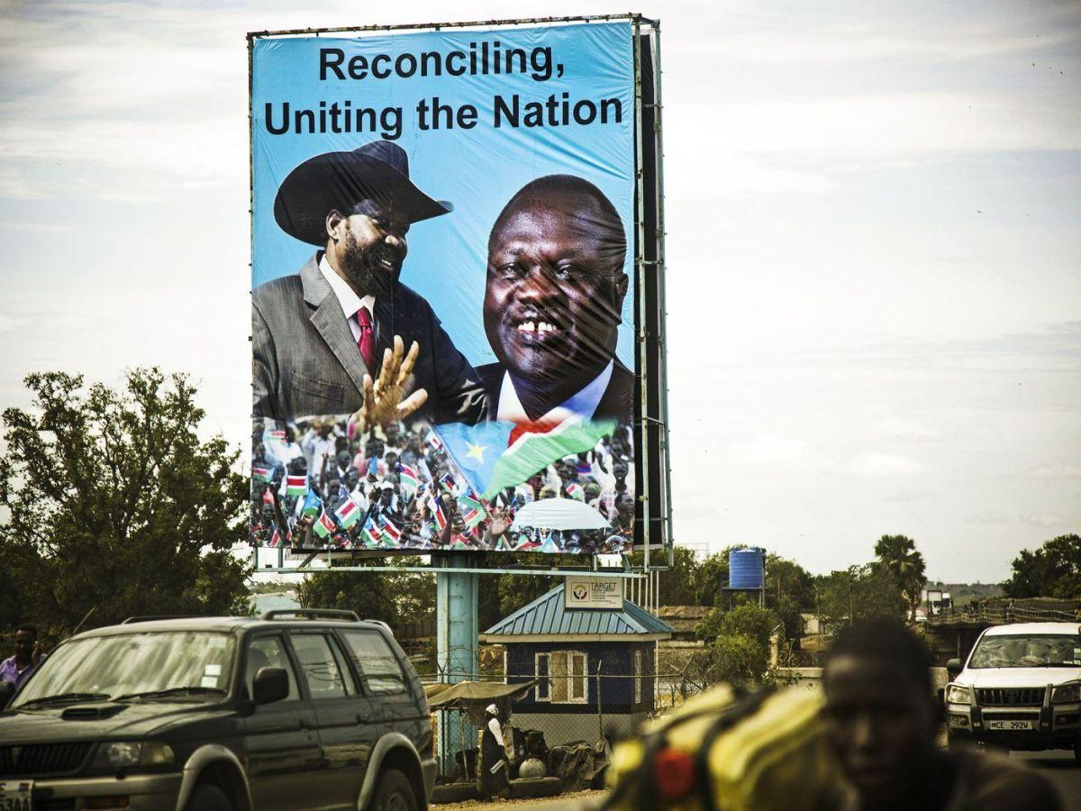 South Sudan establishes truth and healing commission