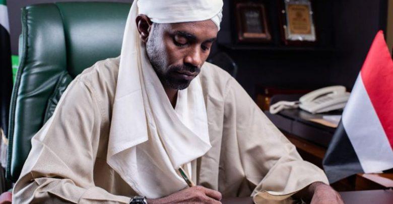 وزير الشؤون الدينية والأوقاف نصرالدين مفرح أحمد