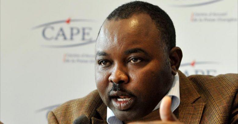 رئيس حركة جيش تحرير السودان عبد الواحد محمد نور