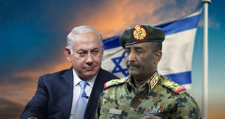 حزب البعث السوداني يكذب البرهان بشأن موافقته على التطبيع مع اسرائيل