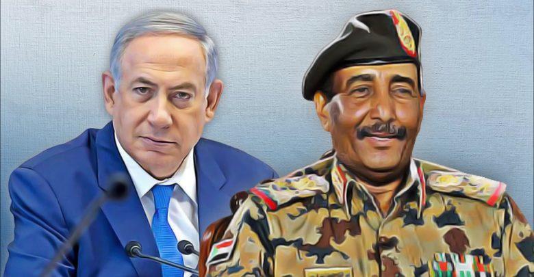 بعثة اسرائيلية رسمية تزور السودان اليوم