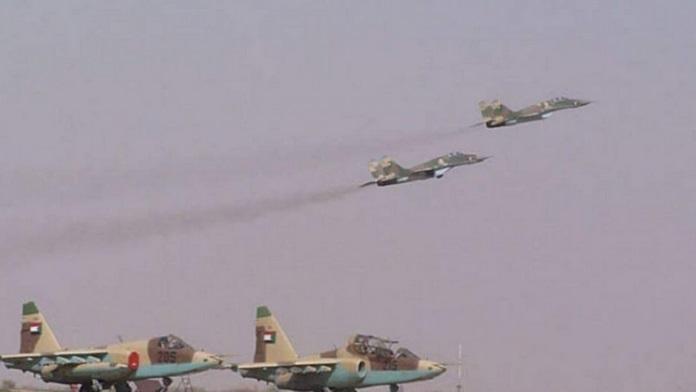 الخرطوم والقاهرة تختتمان تدريبا عسكريا جويا في السودان