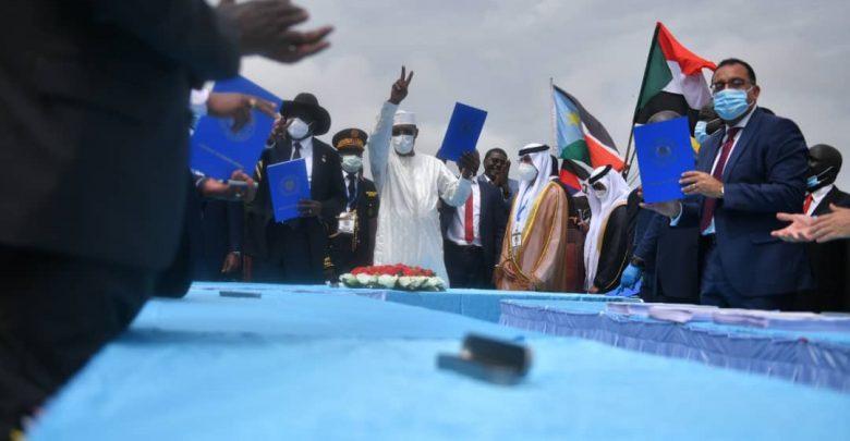 المؤتمر الدولي حول البحيرات العظمى يرحب بإتفاق السلام في السودان