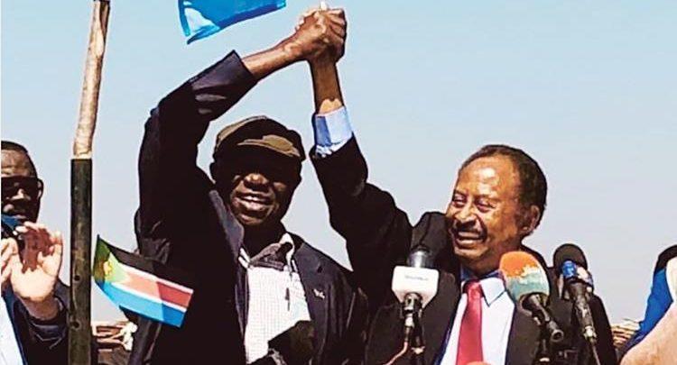سلفاكير يدعو الحكومة السودانية لاستئناف التفاوض مع حركة الحلو