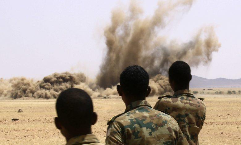 مصادر : عناصر من الجيش الإريتري تدرب مليشيات إثيوبية استعداداً للحرب