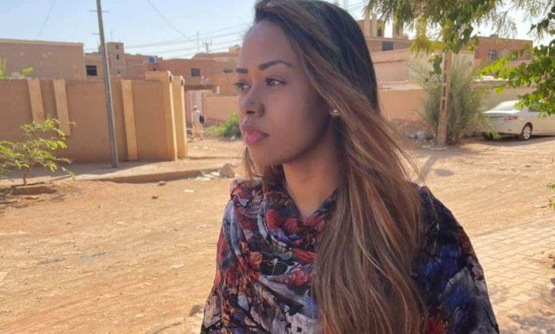 """شاعرة الثورة """"مروة بابكر"""" بعد زيارتها السودان: الوضع أسوأ من ما نسمعه على وسائل التواصل ..""""جاتك كفاءات ياوطن"""""""
