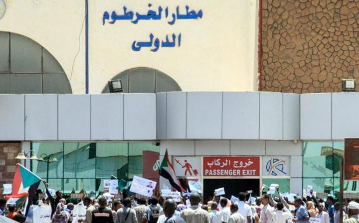 جهاز المخابرات العامة يكشف تفاصيل ضبط 18 كيلو ذهب بمطار الخرطوم