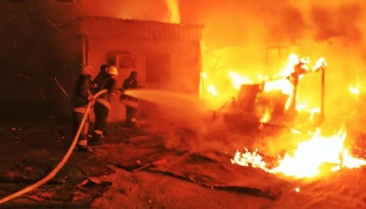 حريق يلتهم عروسًا محبوسة بولاية شرق دارفور