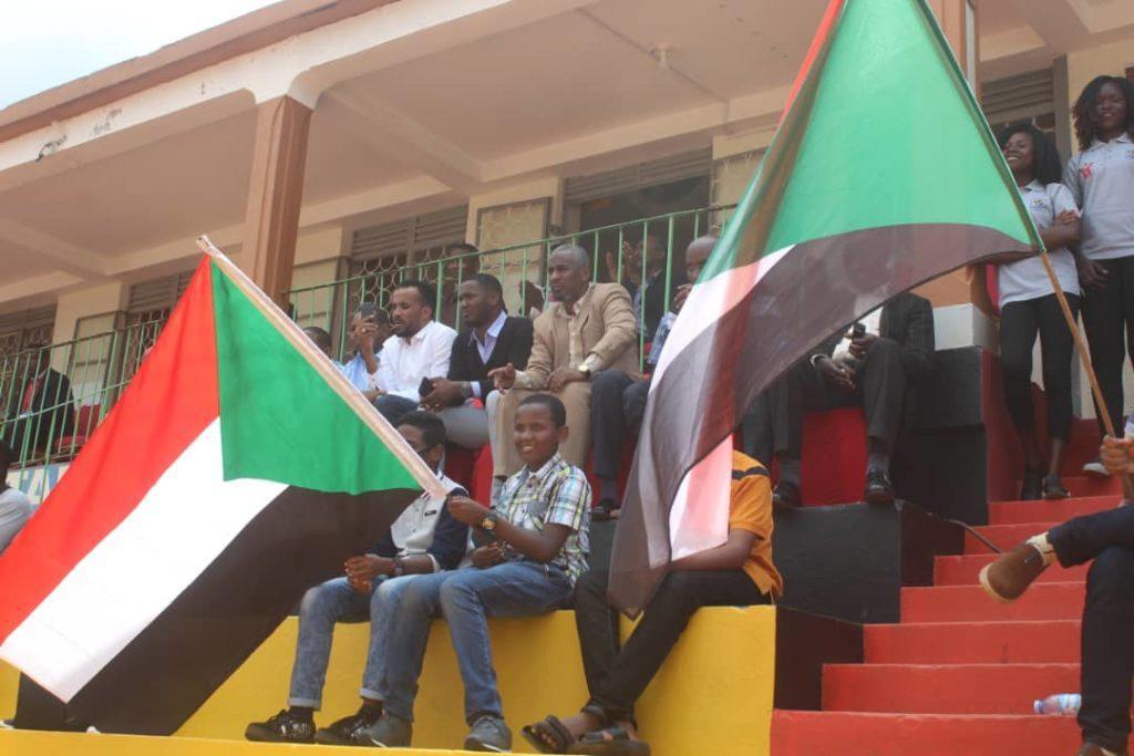 إليكم تشكيلة منتخب السودان أمام جنوب إفريقيا