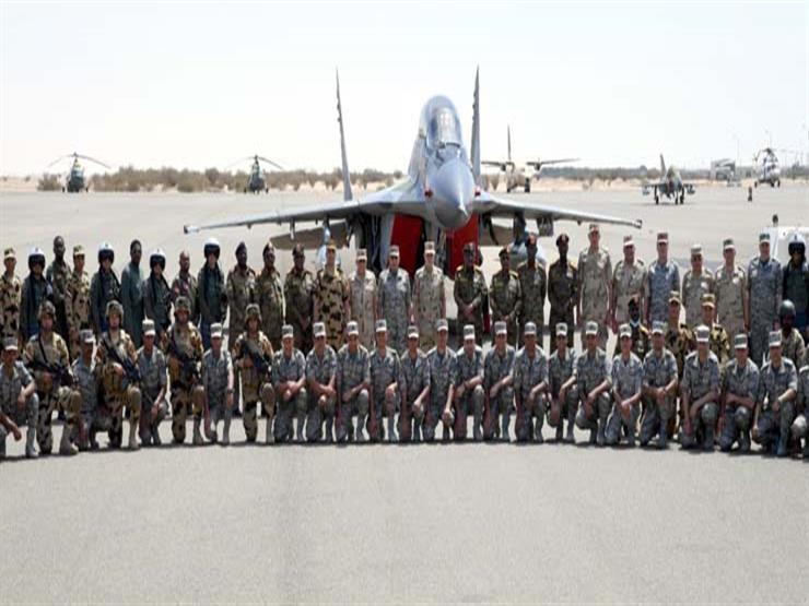 نسور النيل 2.. رئيس أركان حرب القوات المسلحة في السودان