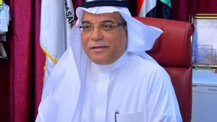 السفير السعودي يعقد اجتماعا مع رئيس الهيئة العربية للاستثمار والإنماء