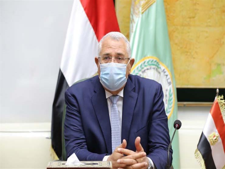 القصير يلتقي وزير الثروة الحيوانية السوداني في ختام زيارته إلى القاهرة