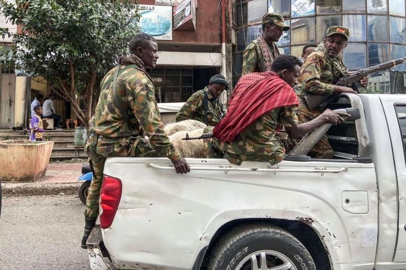 السودان في مرمى ارتدادات الحرب الأهلية في إقليم تيغراي الإثيوبي