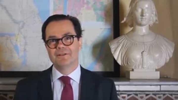سفير فرنسا بالقاهرة: مؤتمر دعم السودان لم يكن لينعقد من دون مصر