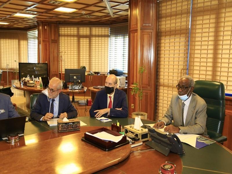 عون أوربي لبنك السودان المركزي للإلتزام بالمعايير الدولية لغسل الأموال