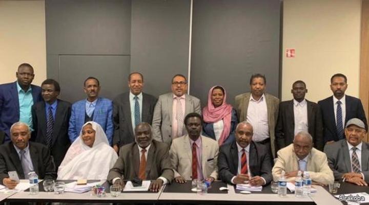نداء السودان يقرر عدم مشاركة عضويته باسمه في المجلس المركزي لقحت
