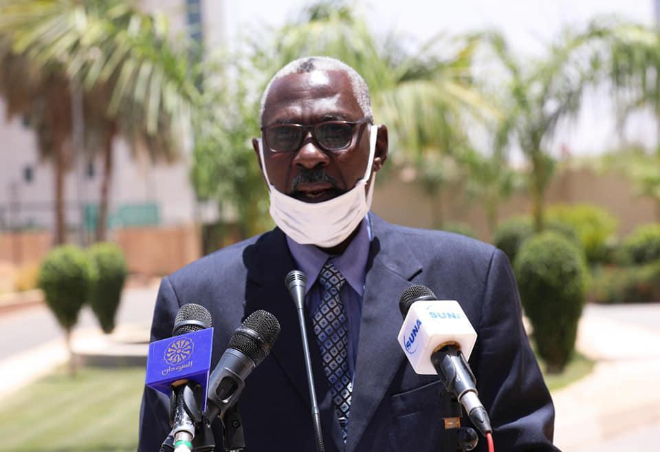 وزير الدفاع السوداني في القاهرة