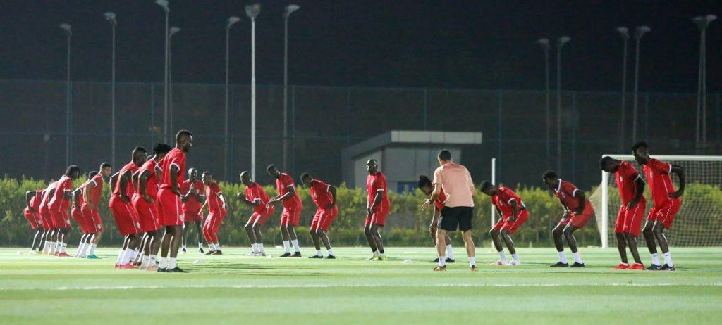 """مباراة المنتخب الوطني و غينيا بيساو دون نقل تلفزيوني .. """"باج نيوز"""" يورد التفاصيل"""