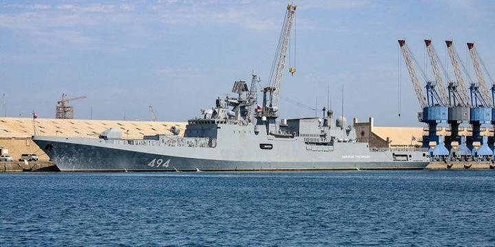 خبير عسكري روسي يتحدث عن الهدف من القاعدة البحرية في السودان