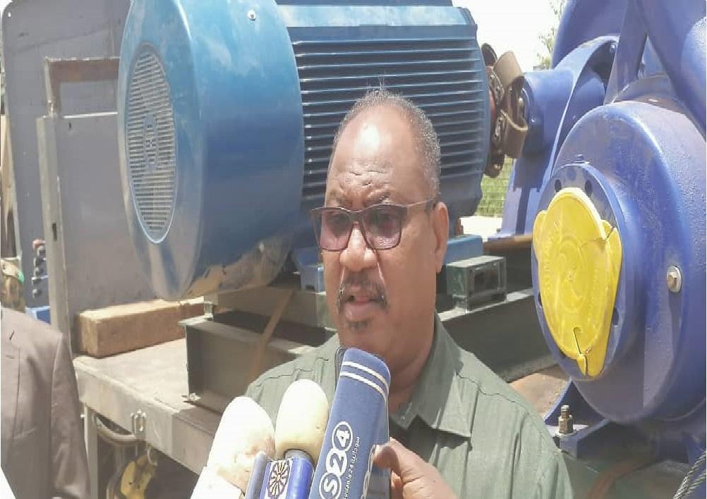 والي شمال كردفان:جهود مستمرة لتحسين الامداد المائي