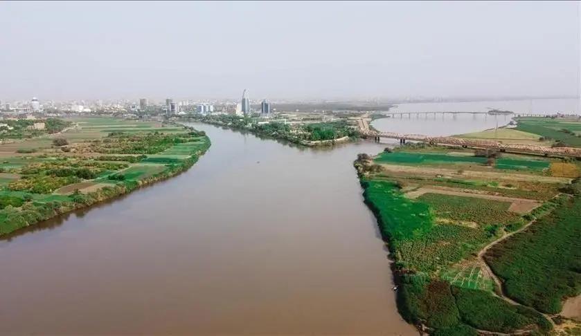 انخفاض منسوب النيل بالخرطوم الى 17 مترا فقط