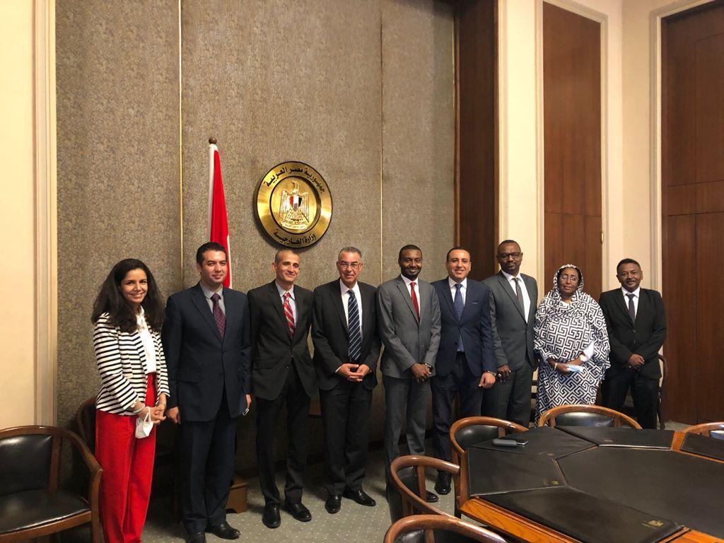 مفوضية حقوق الإنسان تنسق مع مصر لإعداد إستراتيجية حكومية لحقوق الإنسان